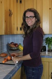Jen - Wayfaring Vegan