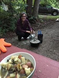 Lentil Cauliflower Soup in Durango