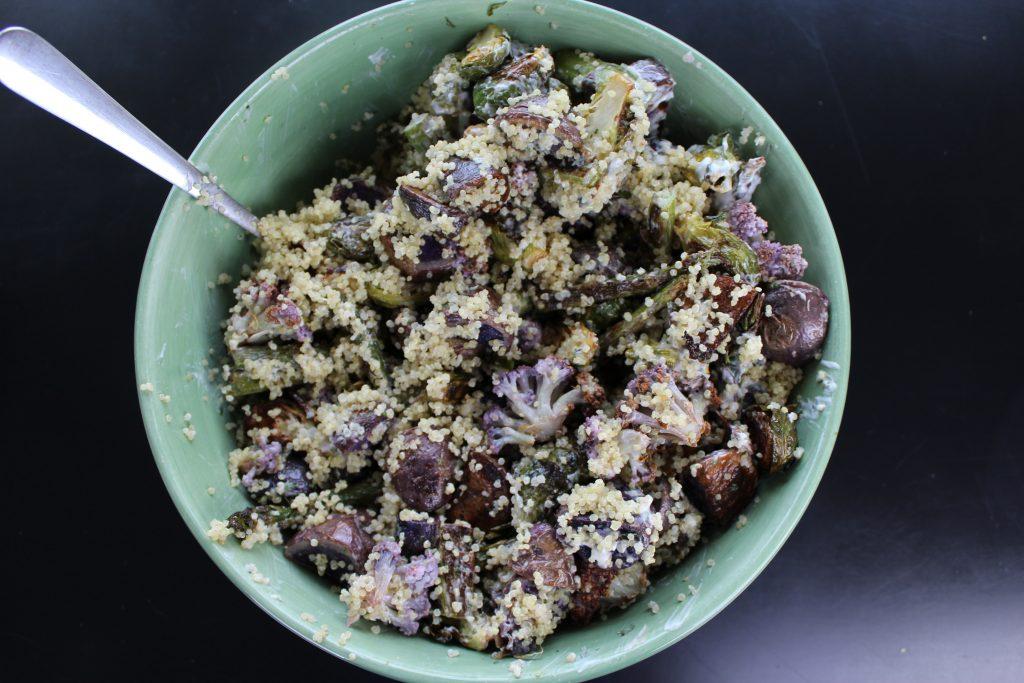 Joyful Purple Veggies: The Book and Trip that Changed it All