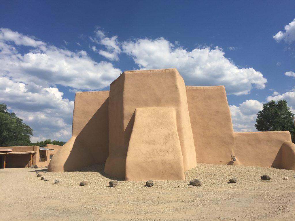 Georgia's New Mexico