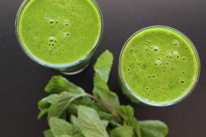Qana Cafe Green Smoothie