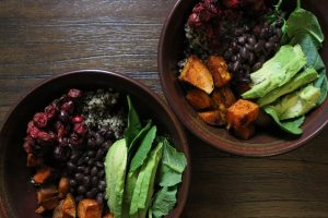 sweet-potato-cranberry-bowl