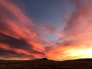 Petroglyph National Monument Sunrise