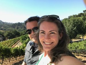 Benzinger Winery Biodynamics Tour
