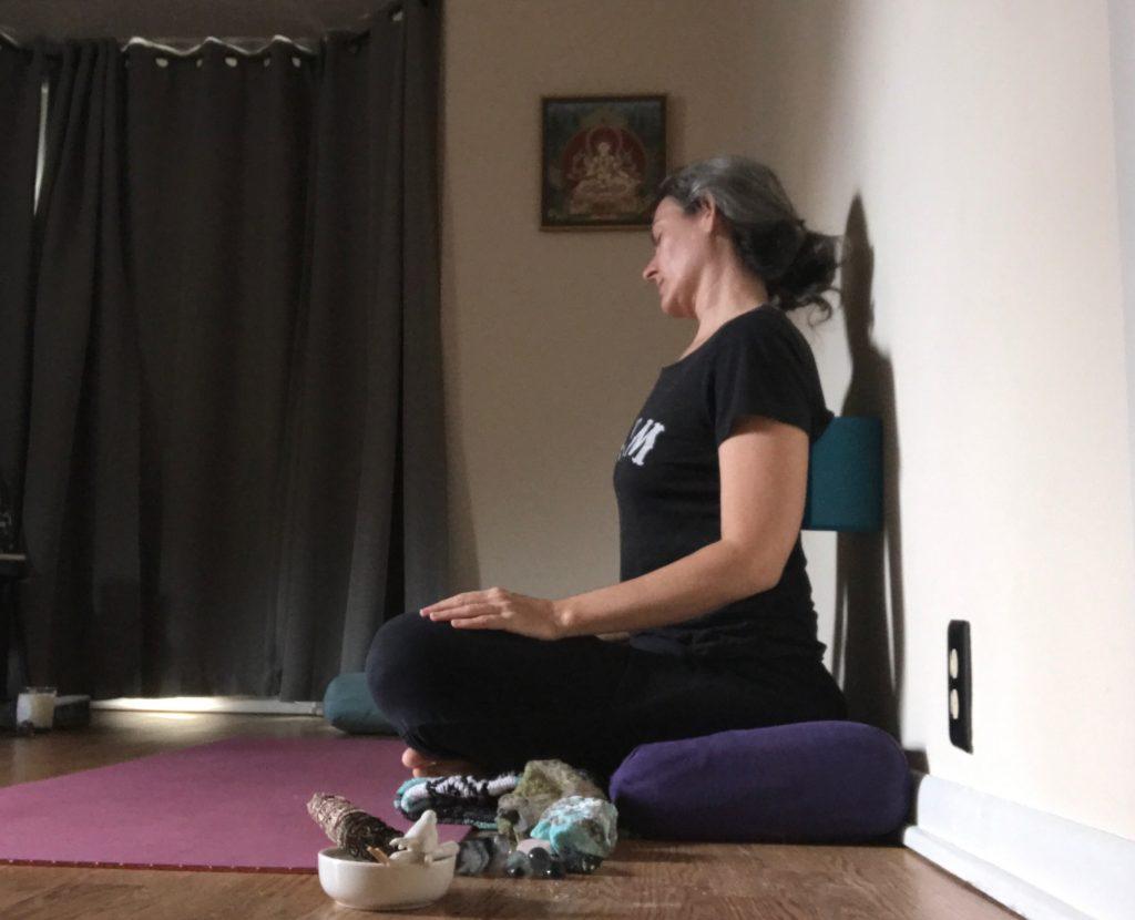 Holiday Baking Restorative Yoga