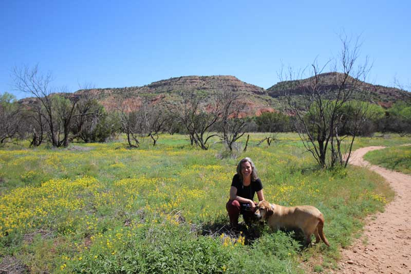 Visiting Palo Duro Canyon State Park