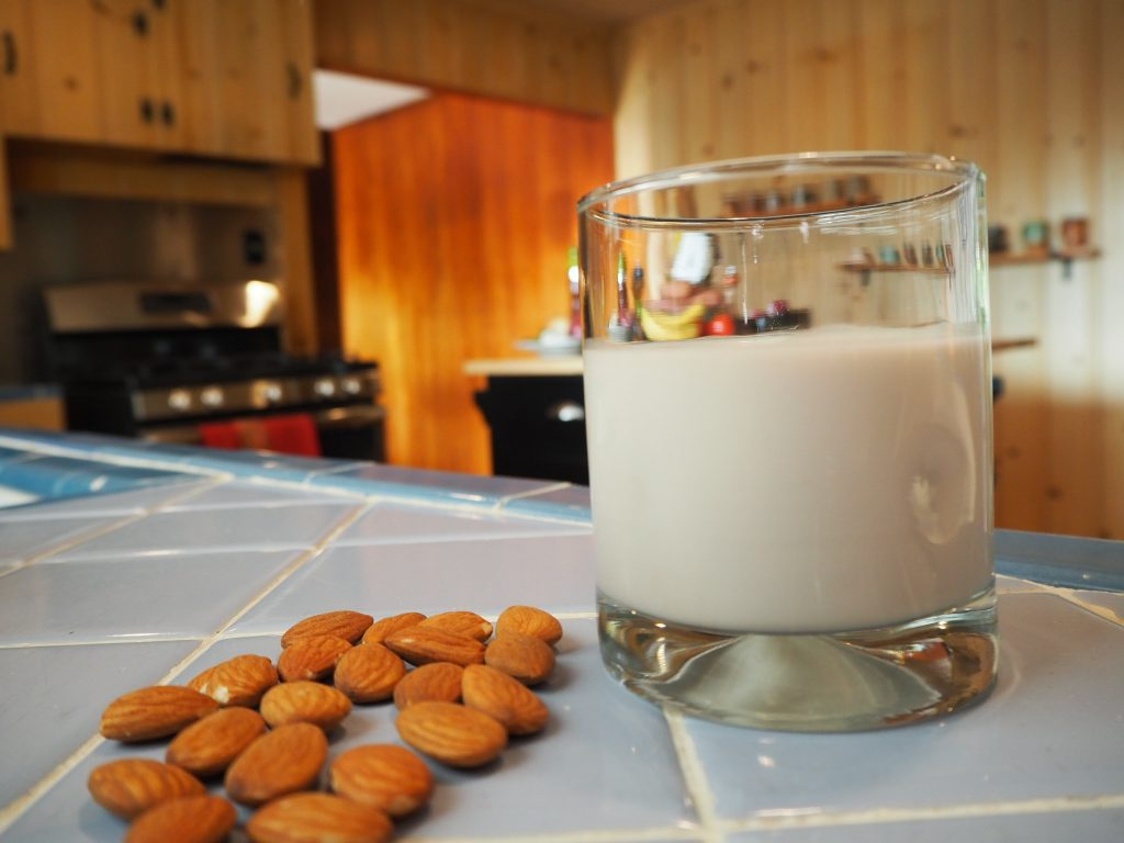 Almond Milk Accomplishments