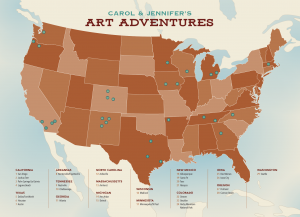 The Best Art Towns in the US
