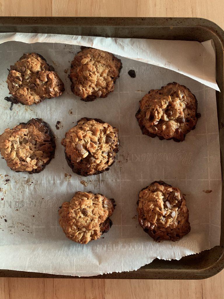 Quarantine Cookies: Vegan + Chocolate Chip