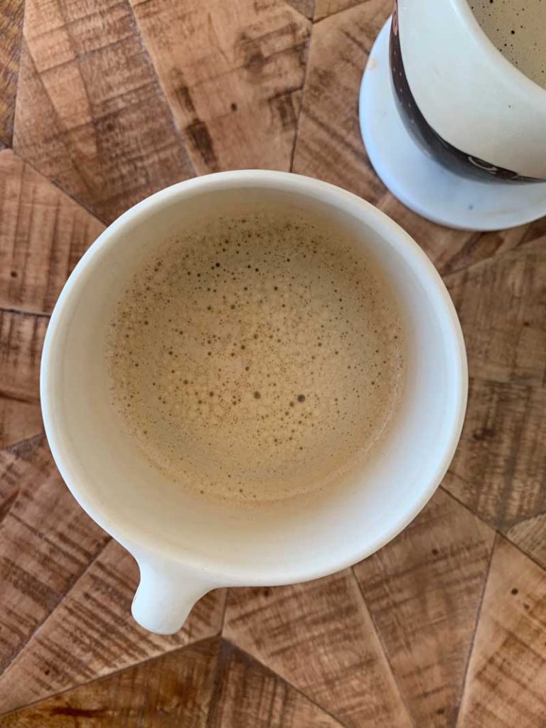 The Coffee That Kicked My Chocolate Cravings, and Coconut Oil Face Cream
