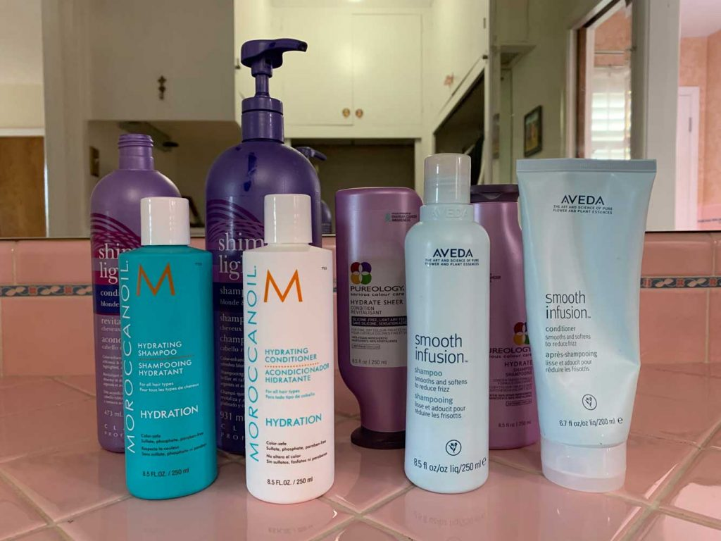 The Best Gray Hair Shampoo and Conditioner