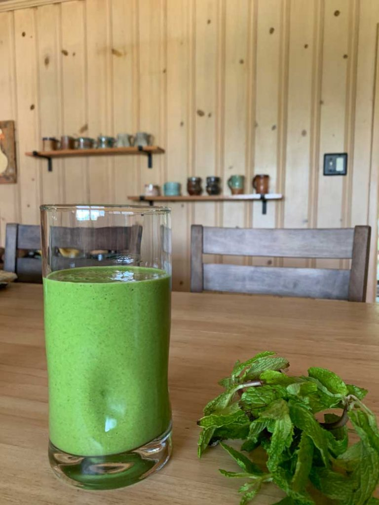 Green Smoothies for Old House Love