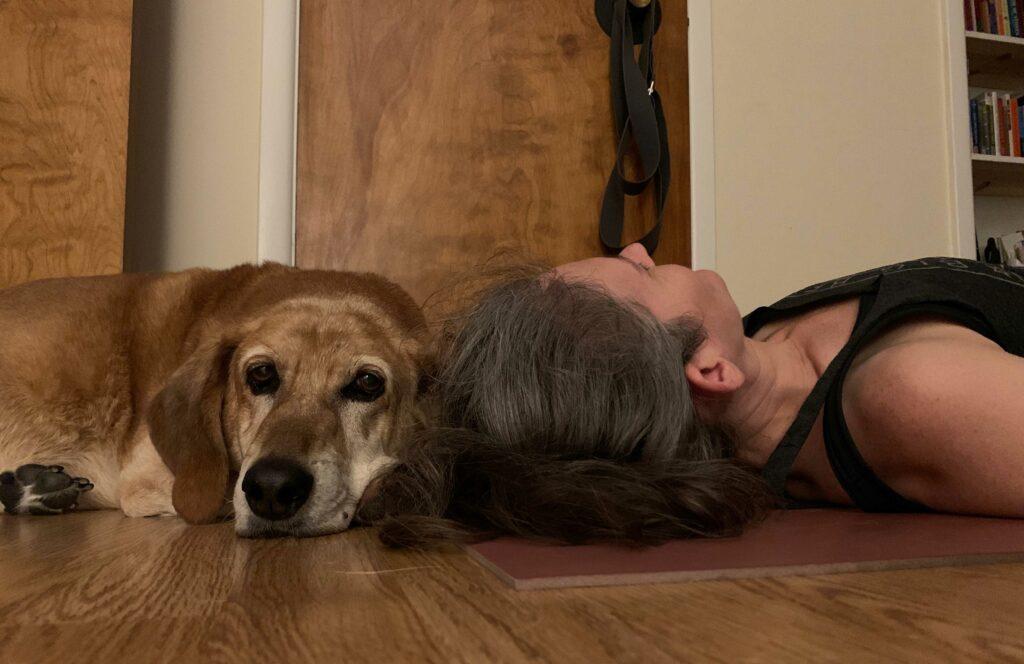Did I quit teaching yoga? Did you?